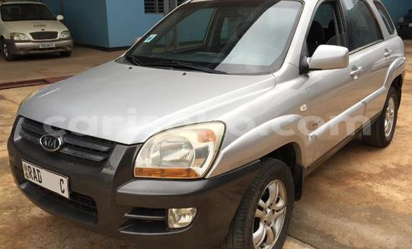 Acheter Voiture Kia Sportage Gris à Gicumbi en Rwanda