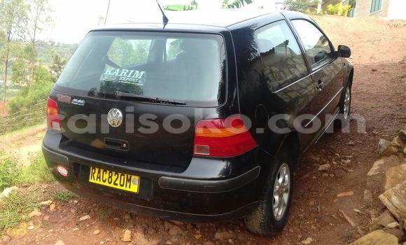 Acheter Voiture Volkswagen Golf Noir à Kigali en Rwanda