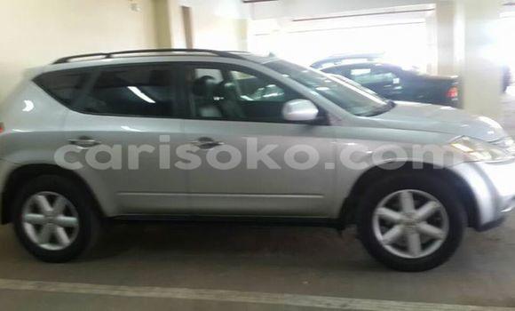 Acheter Voiture Nissan Murano Gris à Gicumbi en Rwanda