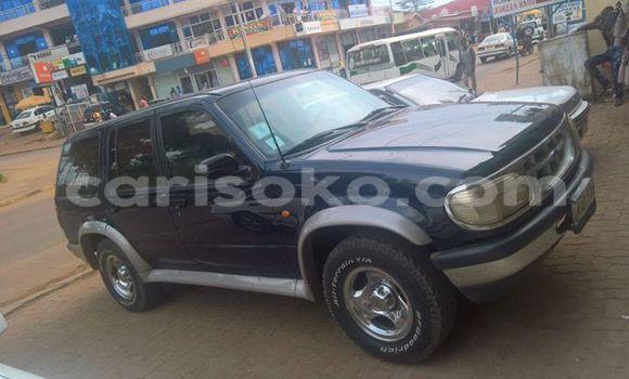 Acheter Voiture Ford Explorer Noir à Gicumbi en Rwanda