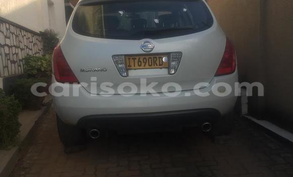 Acheter Voiture Nissan Murano Blanc à Kigali en Rwanda