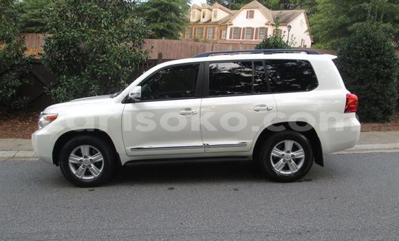 Acheter Voiture Toyota Land Cruiser Gris à Nyagatare en Rwanda