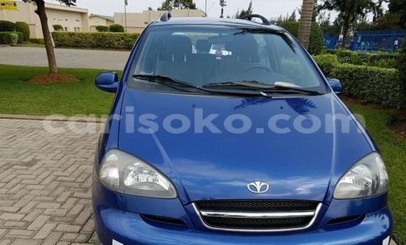 Acheter Voiture Daewoo Matiz Bleu à Kigali en Rwanda