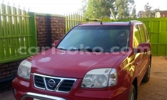 Acheter Voiture Nissan X-Trail Rouge à Kigali en Rwanda