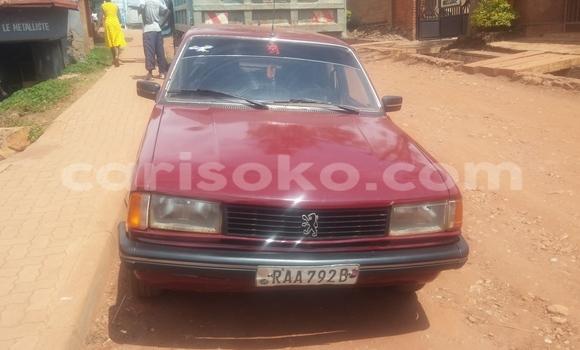Acheter Voiture Peugeot 305 Rouge à Kigali en Rwanda