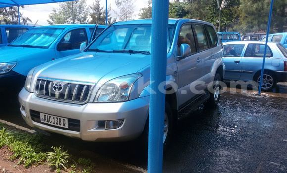 Acheter Voiture Toyota Land Cruiser Autre à Kigali en Rwanda