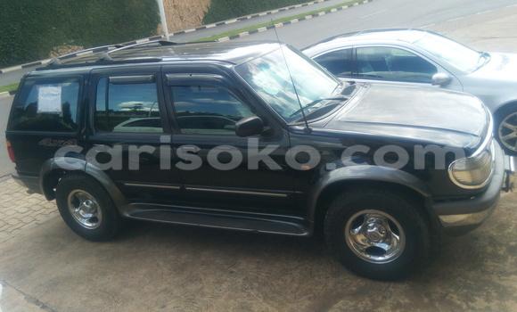 Acheter Voiture Ford Explorer Noir à Kigali en Rwanda