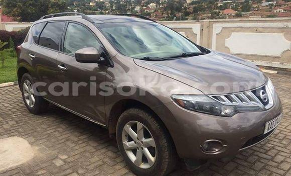 Acheter Voiture Nissan Murano Noir à Kigali en Rwanda