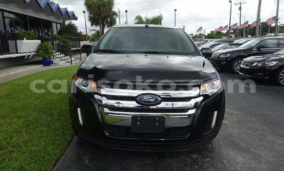 Acheter Voiture Ford Edge Noir à Kigali en Rwanda