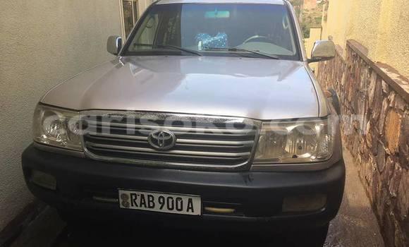 Acheter Voiture Toyota Land Cruiser Gris à Kigali en Rwanda