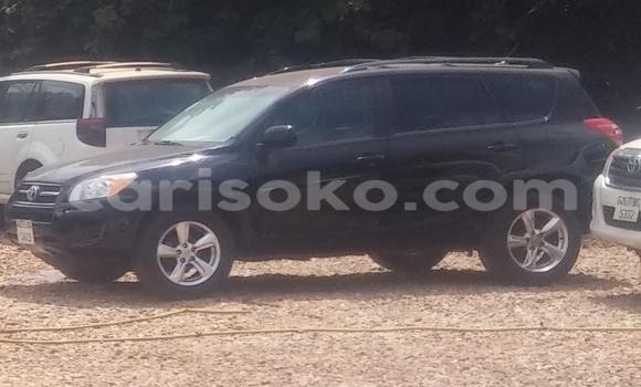 Acheter Voiture Toyota RAV4 Blanc à Kigali en Rwanda