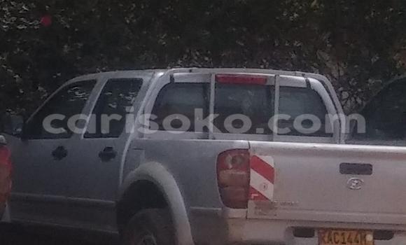 Acheter Voiture Great Wall Pickup Gris à Kigali en Rwanda