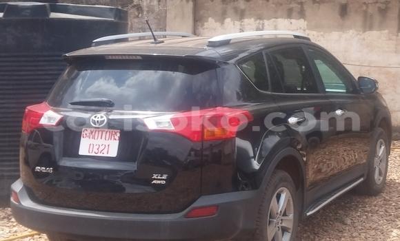 Acheter Voiture Toyota RAV4 Noir à Kigali en Rwanda