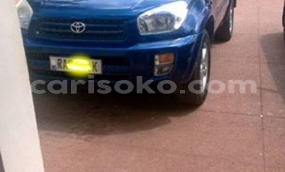 Acheter Voiture Toyota RAV4 Bleu à Gicumbi en Rwanda