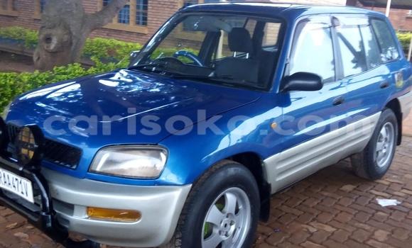 Acheter Voiture Toyota RAV4 Bleu à Kigali en Rwanda