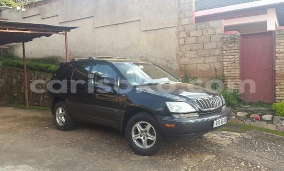 Acheter Voiture Lexus RX 300 Noir à Kigali en Rwanda