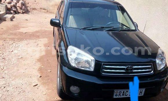 Acheter Voiture Toyota RAV4 Noir à Gicumbi en Rwanda
