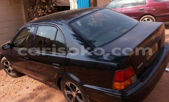 Acheter Voiture Toyota Tercel Noir à Gicumbi en Rwanda
