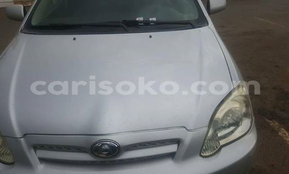 Acheter Voiture Toyota Allex Gris à Gicumbi en Rwanda
