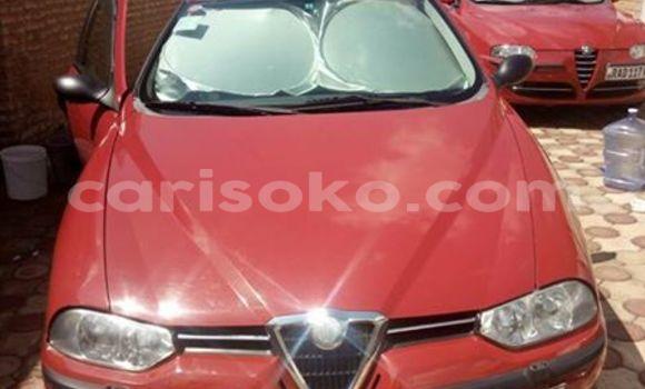 Acheter Voiture Alfa Romeo 156 Rouge à Gicumbi en Rwanda