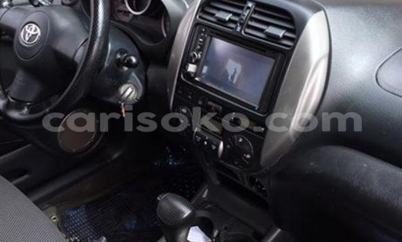 Acheter Voiture Toyota RAV4 Gris à Gicumbi en Rwanda