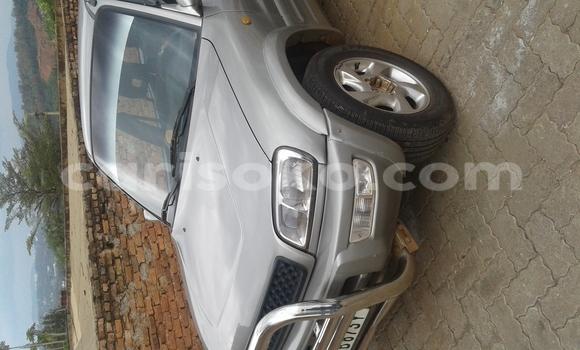 Acheter Voiture Toyota RAV4 Gris à Kigali en Rwanda
