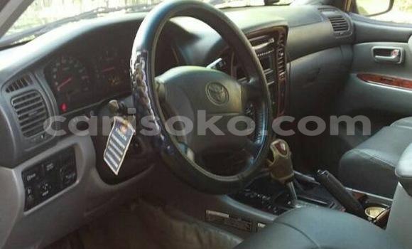 Acheter Voiture Toyota Land Cruiser Bleu à Gicumbi en Rwanda