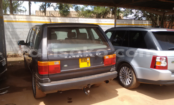 Acheter Voiture Land Rover Range Rover Autre à Kigali en Rwanda