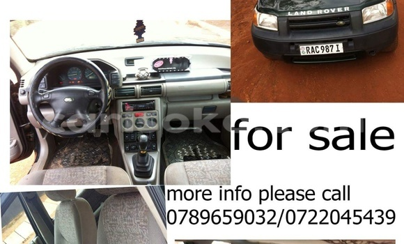 Acheter Voiture Land Rover Freelander  à Kigali en Rwanda