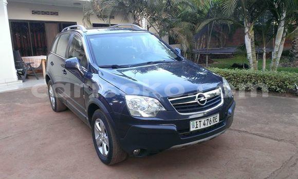 Acheter Voiture Opel Astra Noir à Kigali en Rwanda
