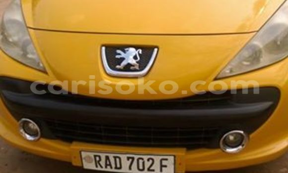 Acheter Voiture Peugeot 206 Noir à Gicumbi en Rwanda